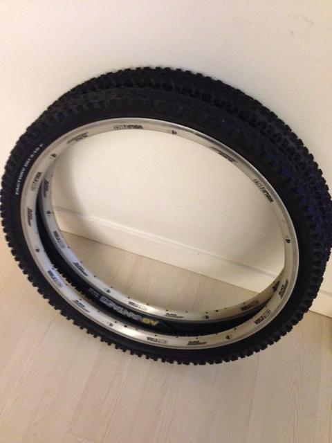 og wheels